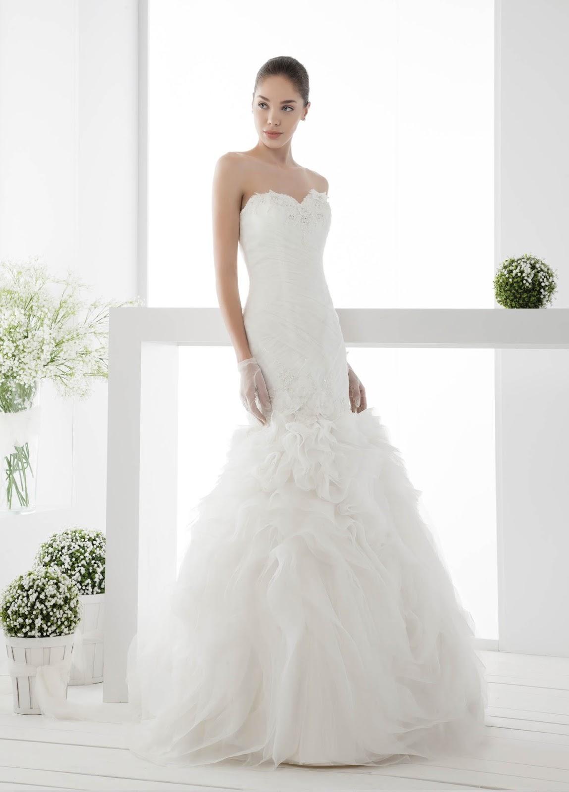 Jolies 2014 Spring Bridal Collection