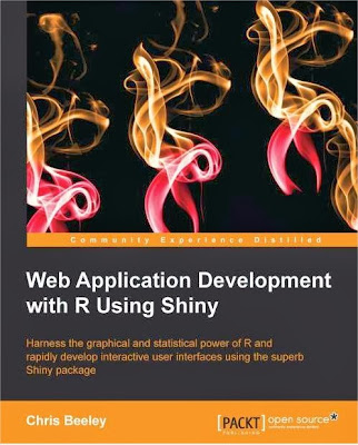Web Application Development with R Using Shiny – Book review