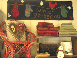 Winter Gathering Rug