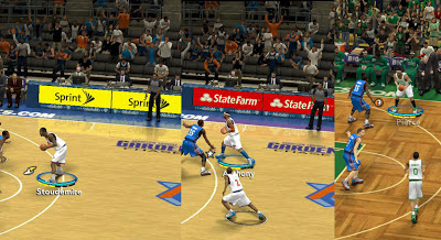 NBA Live icons in NBA 2K13 PC