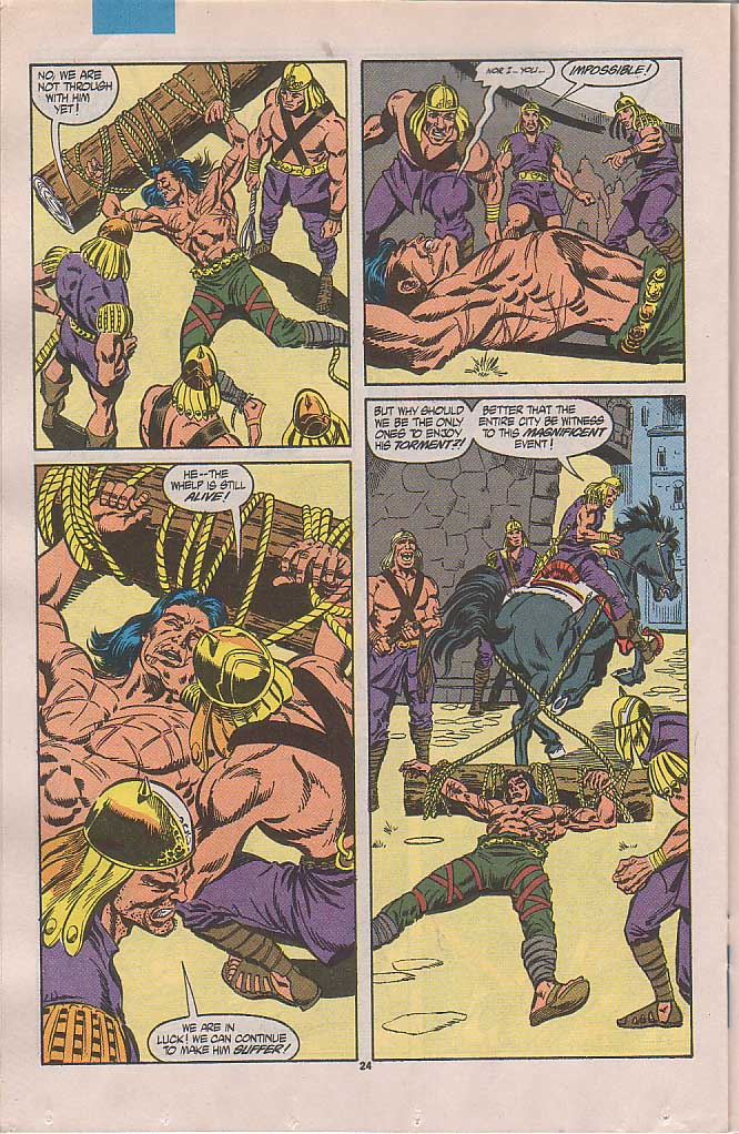 Conan the Barbarian (1970) Issue #238 #250 - English 19