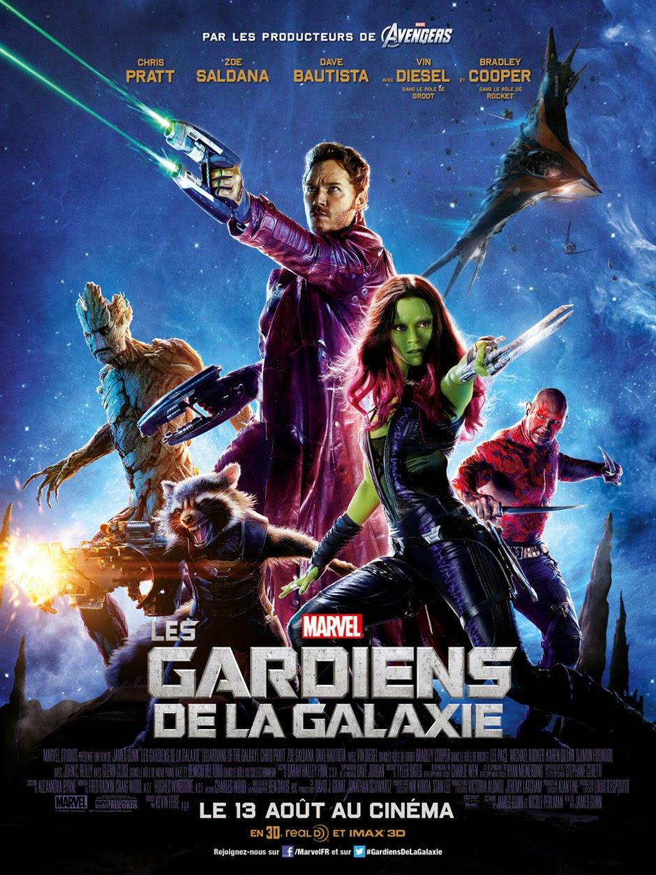 Les Gardiens de la Galaxie (Marvel - 2014)