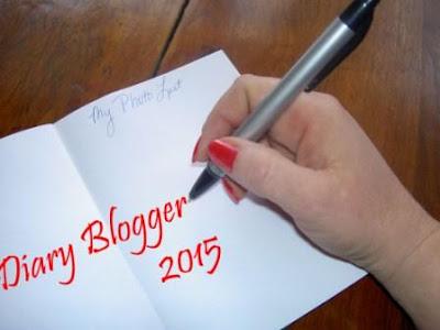 Diary Blogger 2015