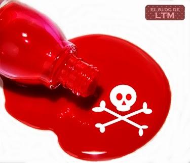 ingredientes a evitar en esmaltes de uñas
