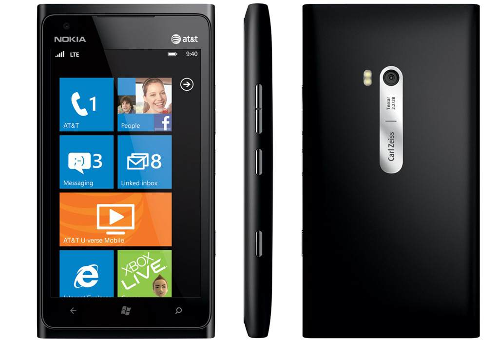 Spesifikasi dan Harga Ponsel Nokia Lumia 900