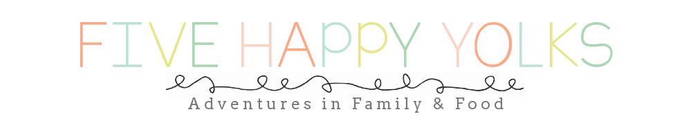 Five Happy Yolks