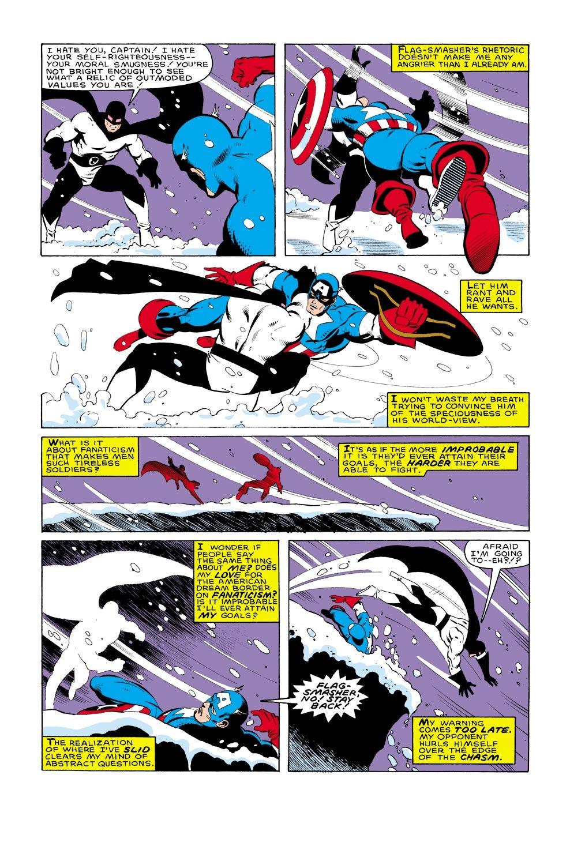 Captain America (1968) Issue #322 #250 - English 12