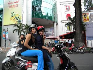 En Moto por Saigón