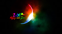 Happy New Year Wallpaper for 2013