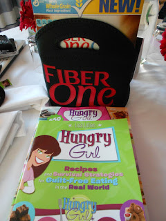 Hungry%2BGirl Hungry Girl and Fiber One 80 Calories Chocolate Cereal Event