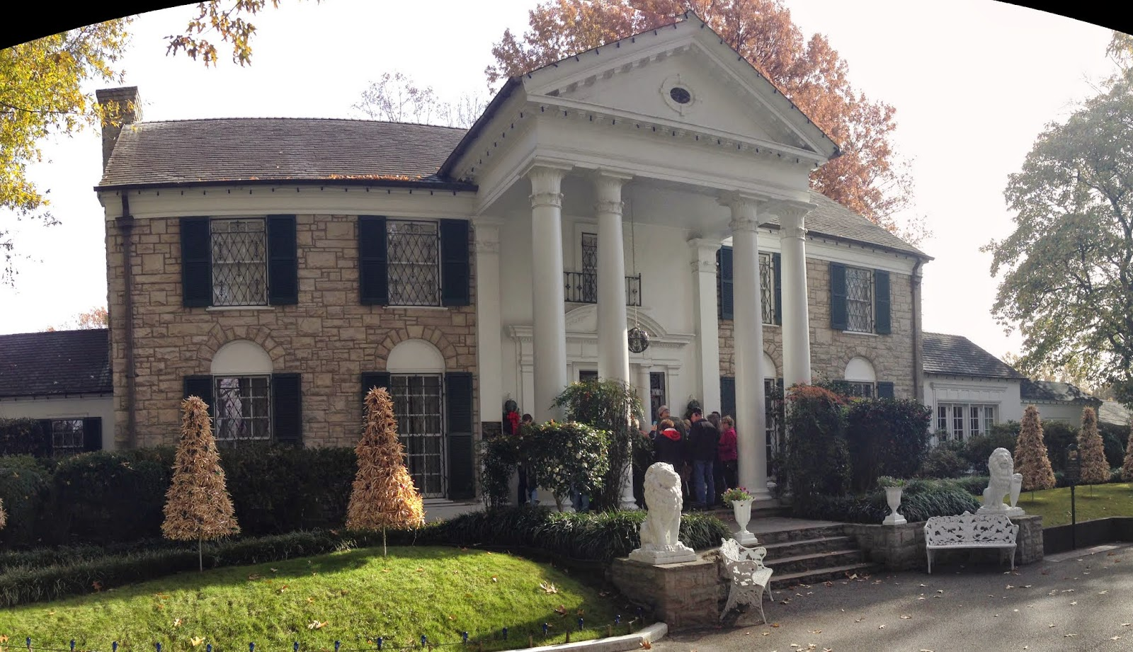 Graceland Tour Packages From Uk