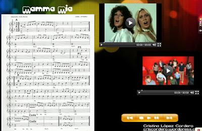 """ABBA, """"Mamma mia"""""""