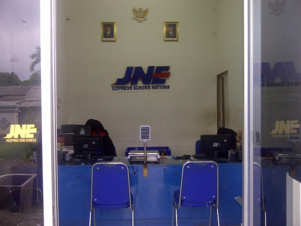 Cash Counter Cabang Terminal Kota Banjar
