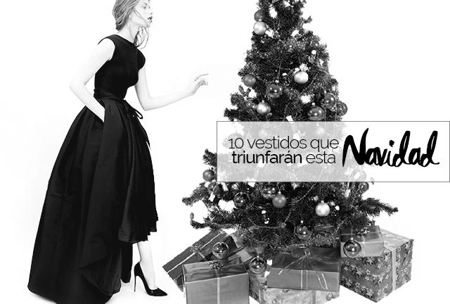 10 vestidos que serán tendencia esta navidad 2015