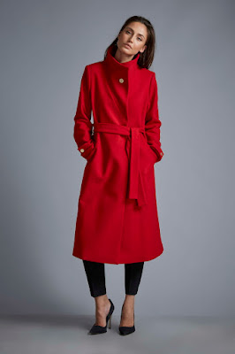 Wallis W Red Judo Coat