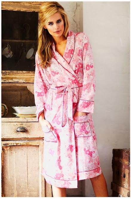 Deshabille Sleepwear x Pink Hope