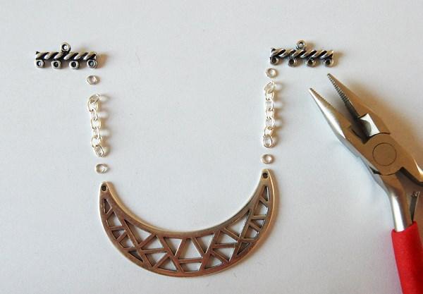 DIY : Sautoir pompons