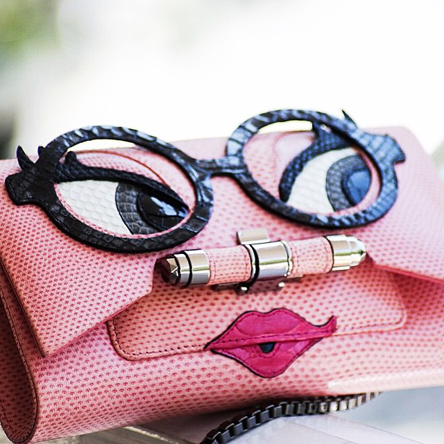 Kara Ross #MyPURSEonality Clutches
