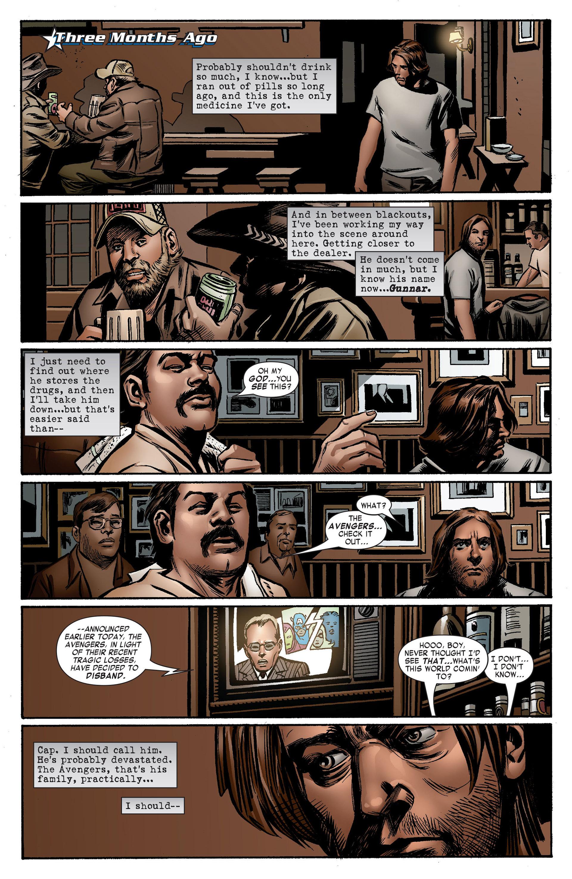 Captain America (2005) Issue #7 #7 - English 18