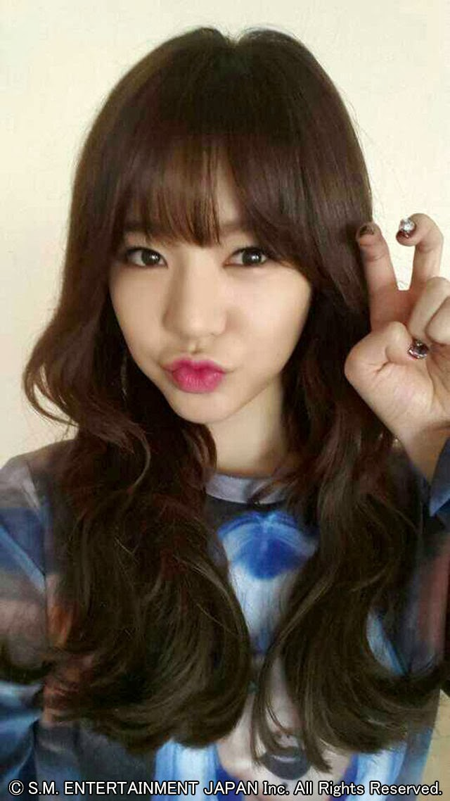Picture 140207 SNSD Sunny Selca From SONE PLUS