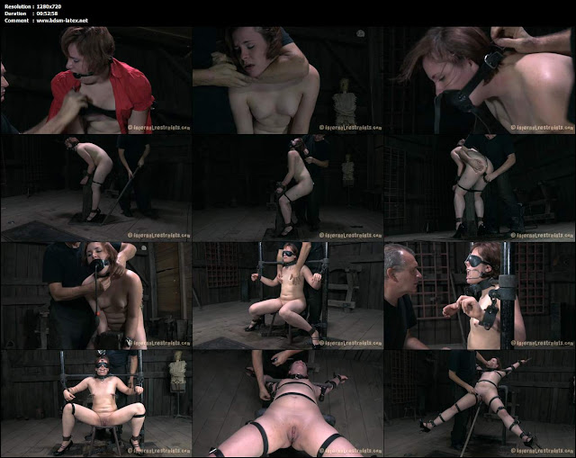 >Infernal Restraints - Trials of a Tease (Bronte)