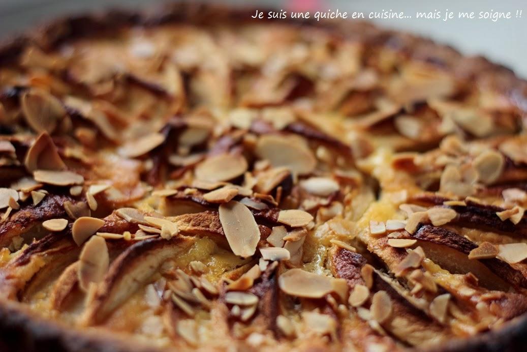 je suis une quiche en cuisine mais je me soigne tarte aux pommes l 39 alsacienne et. Black Bedroom Furniture Sets. Home Design Ideas