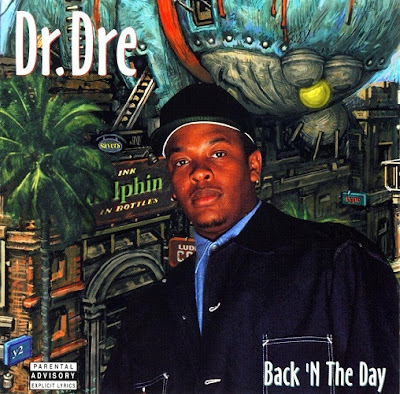 Dr. Dre – Back 'N The Day (CD) (1996) (FLAC + 320 kbps)