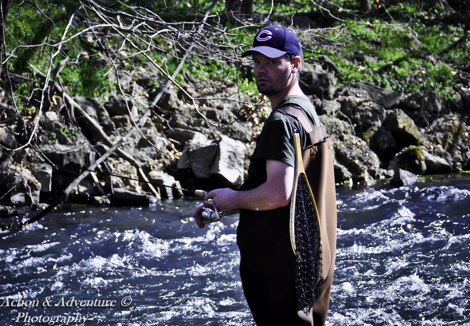 Bait shop photog trout fishing bennett springs missiouri for Bennett springs trout fishing