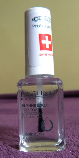 Plynne Szklo Top Coat