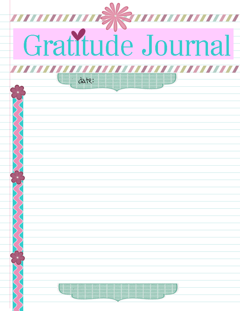 Gratitude Journal as well  on high school worksheets yun co