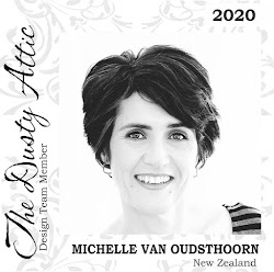Michelle Van Oudtshoorn