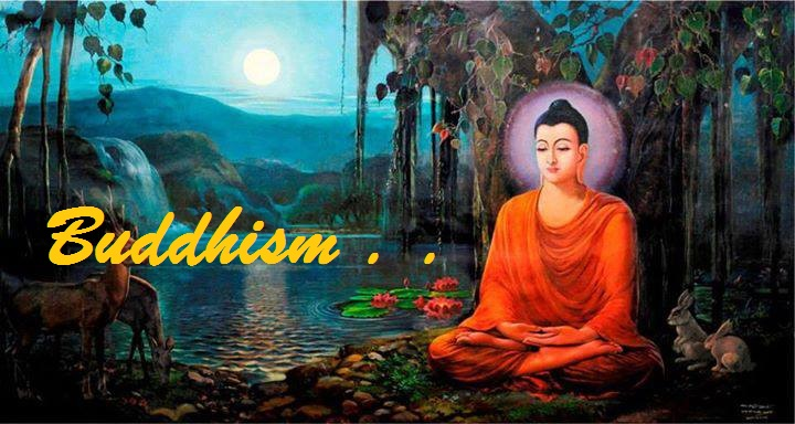 Buddha comes from sanskrit and it is the past participle of the verb buddh