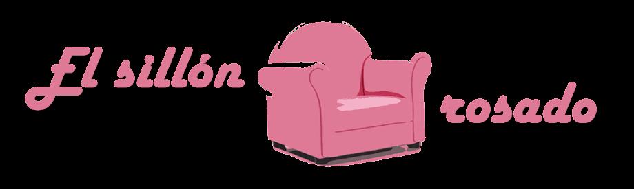 El sillón rosado