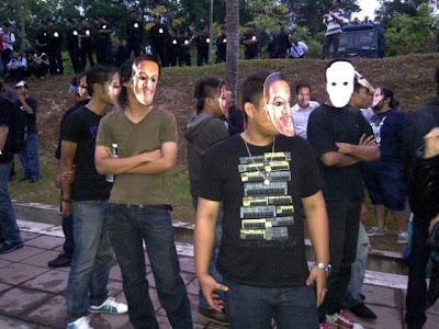 [Terbakor Hot] Gambar sekitar Perhimpunan 901- Bebaskan Anwar Ibrahim
