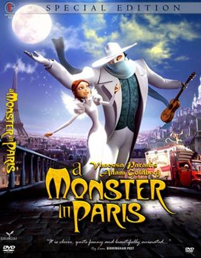 A Monster In Paris DVDRip Español Latino