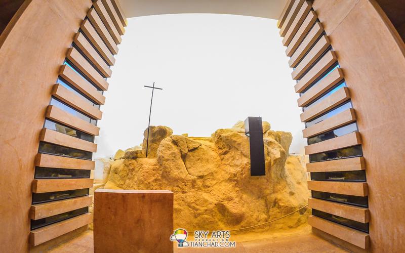 Cripta Crypt 地下圣堂 【纳骨堂】 墓室