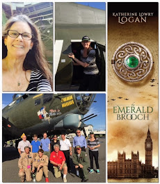Research: Flying on a World War II  B-17 Bomber (Click the picture to read the blog post)