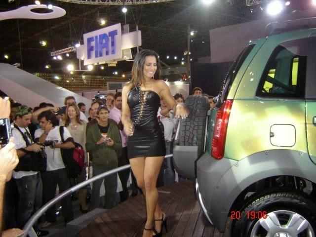 Gatas Quente brasileirinhas nua dentro de carro transando