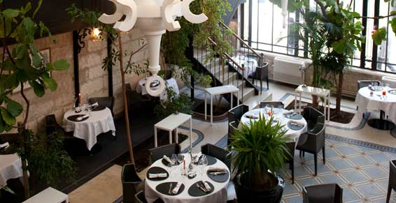 Loveisspeed restaurant les 4 sergents la rochelle for Cuisine 3d la rochelle