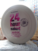 24 hour naked body butter