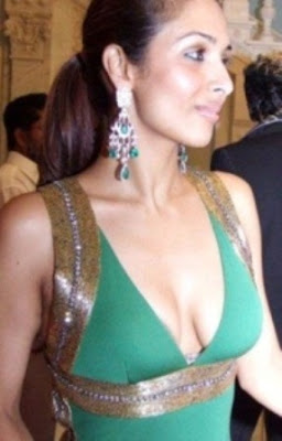 malaika arora boobs
