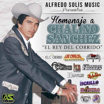 Descargar Homenaje A Chalino Sanchez El Rey Del Corrido Con Grandes Artistas CD Album Recopilacion