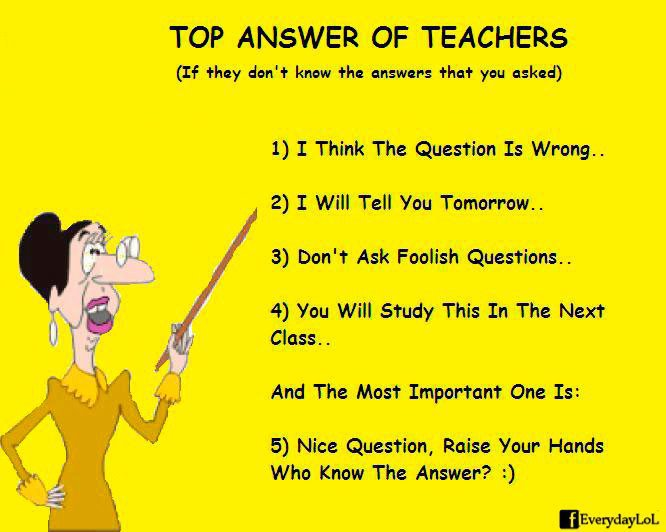 Good Teacher Quotes Funny QuotesGram