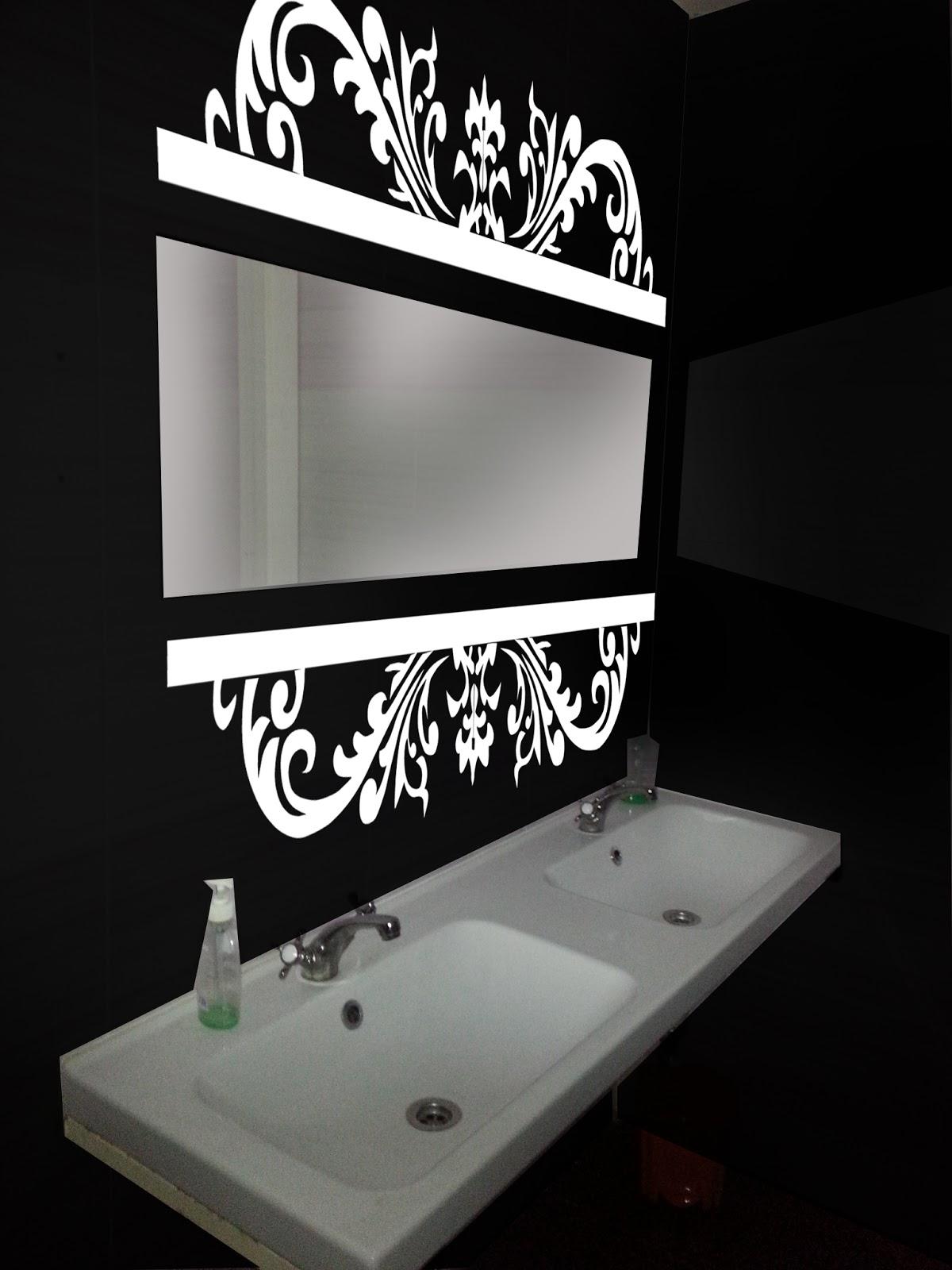 Hitagrafic dise o y decoraci n de interiores para discoteca for Diseno y decoracion de interiores