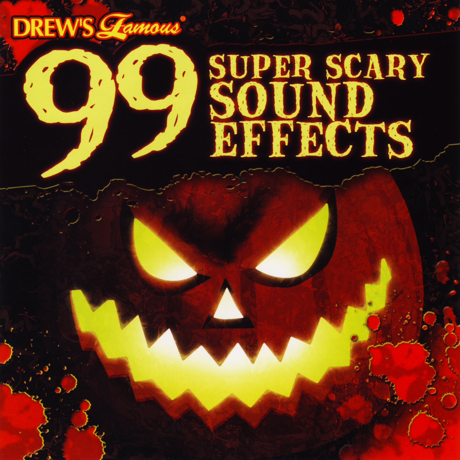 drews famous 99 super scary sound effects