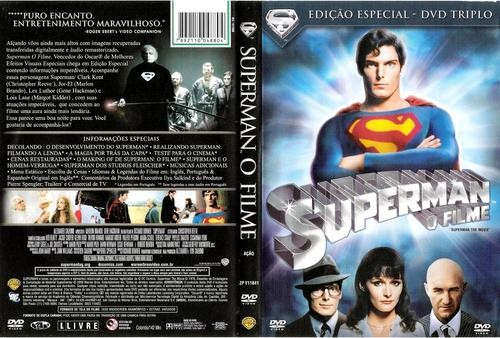 Torrent - Superman: O Filme Blu-ray rip 1080p