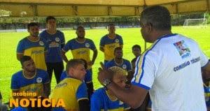 Jacobina perde para o sub-20 do Bahia