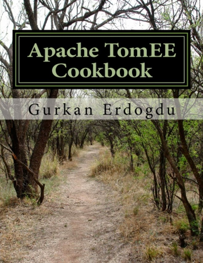 Apache TomEE Cookbook