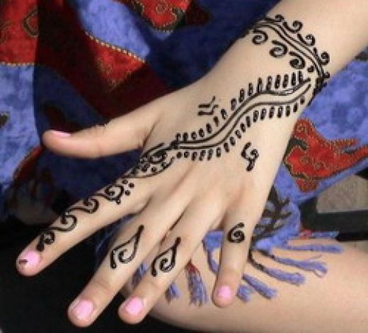 Hands Mehndi Games : Printable henna designs for hands d game over