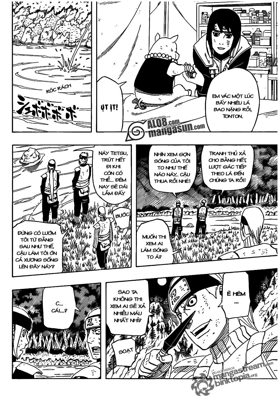 Naruto chap 540 Trang 11 - Mangak.info